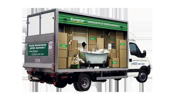 Hayon location v hicule utilitaire - Location camion avec hayon ...