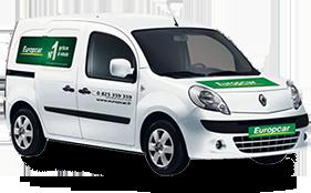 Utilitaire Europcar